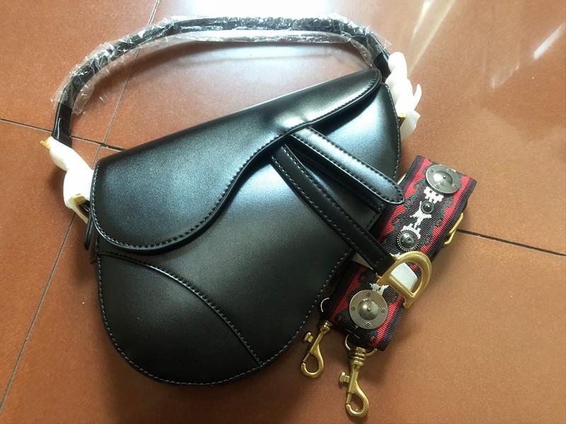 2018 Women Bag Brand S Design Real Cow Leather Soft Geometric Handbag for Woman Shoulder bags with Long Strap Sac Bolsas