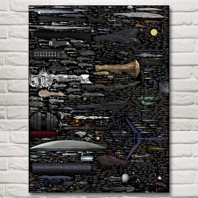 Star trek spaceship blueprints spaceship space nebula movie art silk star trek spaceship blueprints spaceship space nebula movie art silk print poster home decor pictures 12x16 malvernweather Gallery
