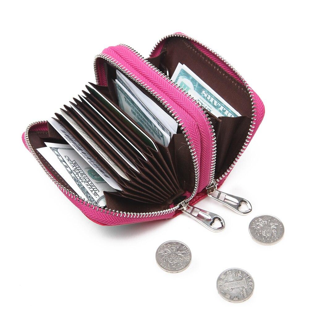 Artmi RFID Womens Card Holder Coin Purse Accordion Style Card Case ...