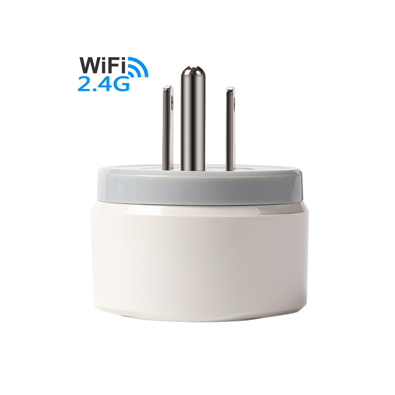 US Plug Wifi Smart Adapter Plug Remote Control Home Appliance Power ON/OFF Outlet Timing Function Support Google IFTTT