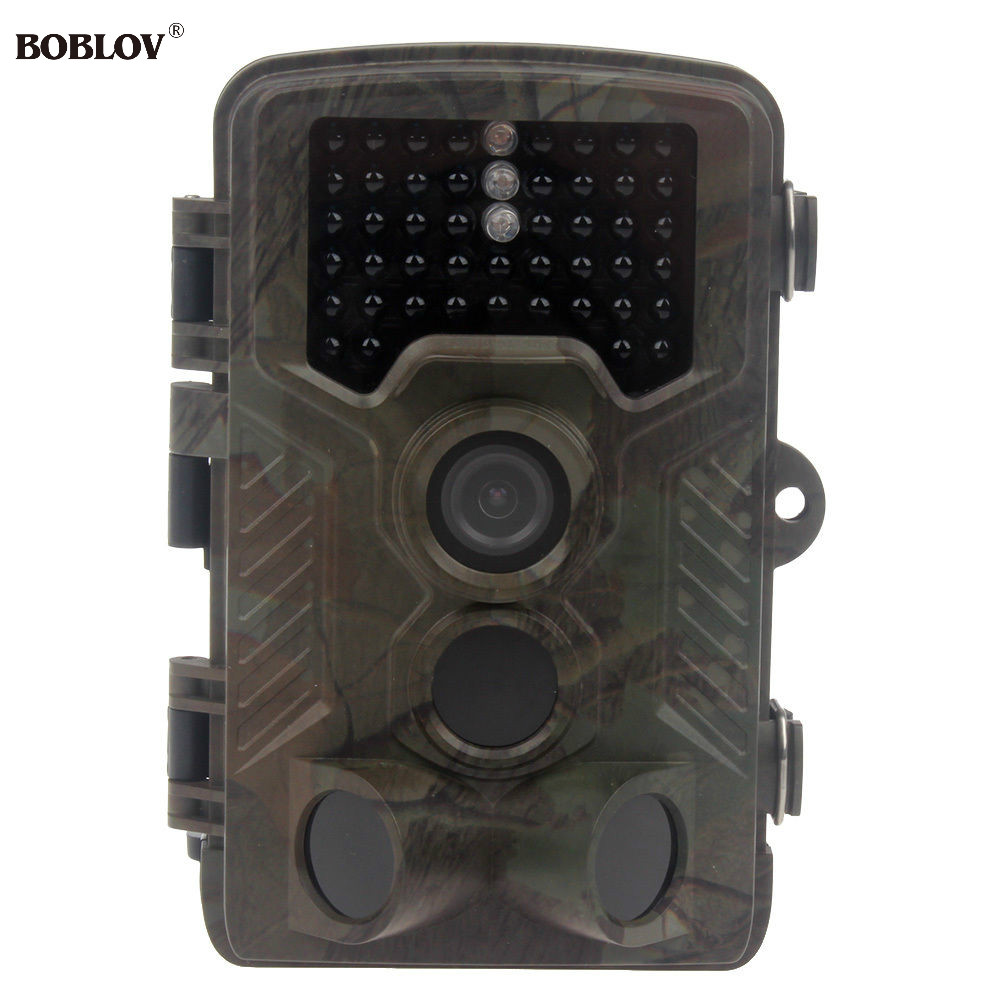 BOBLOV H801W 12degree Trail Hunting Scouting Ghost Video Camera Outdoor Farm Security 12MP Motion 65ft Night Vision Waterproof ghost e hybride trail 4000 lady 2013