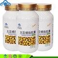 3 бутылок 1000 мг * 90 капсул Лецитин Соевый Кровяное Давление Ниже Жира Печени Протектор Пищевая Добавка