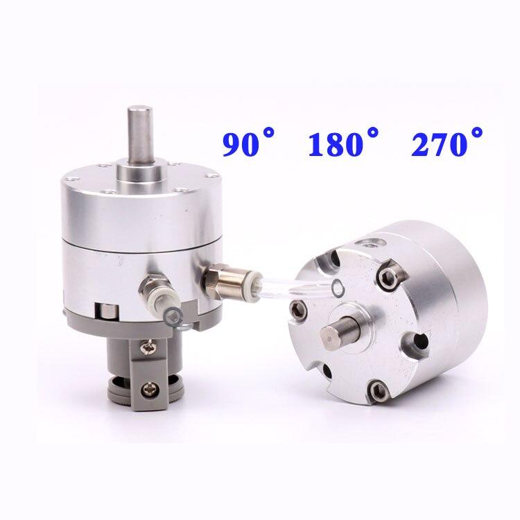 CRB2BW Actionneur Rotatif Pneumatique Cylindre Rotatif CRB2BW20-90S CRB2BW20-180S CRB2BW20-270S CDRB2BW