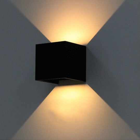 adjustable wall sconce led bathroom lighting wall lamp led up down