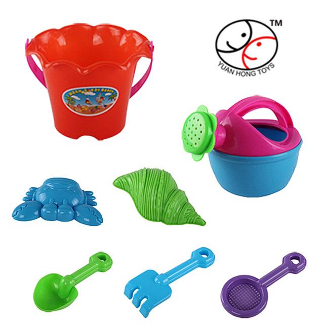 Ferramentas de Jogo de Areia das crianças Engraçado Do Bebê Crianças Praia Do Mar Selo Brinquedo Desenvolvimento Precoce Educacional Interativo Brinquedos de Banho