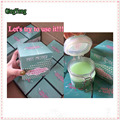 Matcha Milk Hand Mask Wax.Hand Cream Mask Shea Butter Hand Peeling Mask Whitening Moisturizing Hydrating Compact & QY016