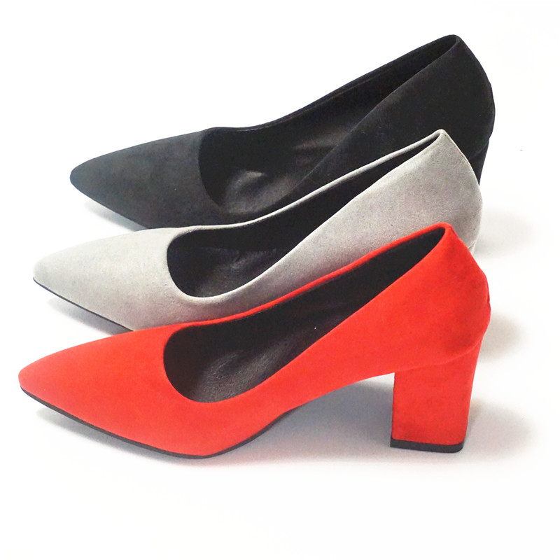 e5b7284f9128 ... Sexy Pointed Toe Woman Pumps Summer Spring EUR 34 -39 Free shipping  Wedding RED Mulher ZapatoUSD 17.90-22.90 pair. aeProduct.getSubject().  aeProduct.