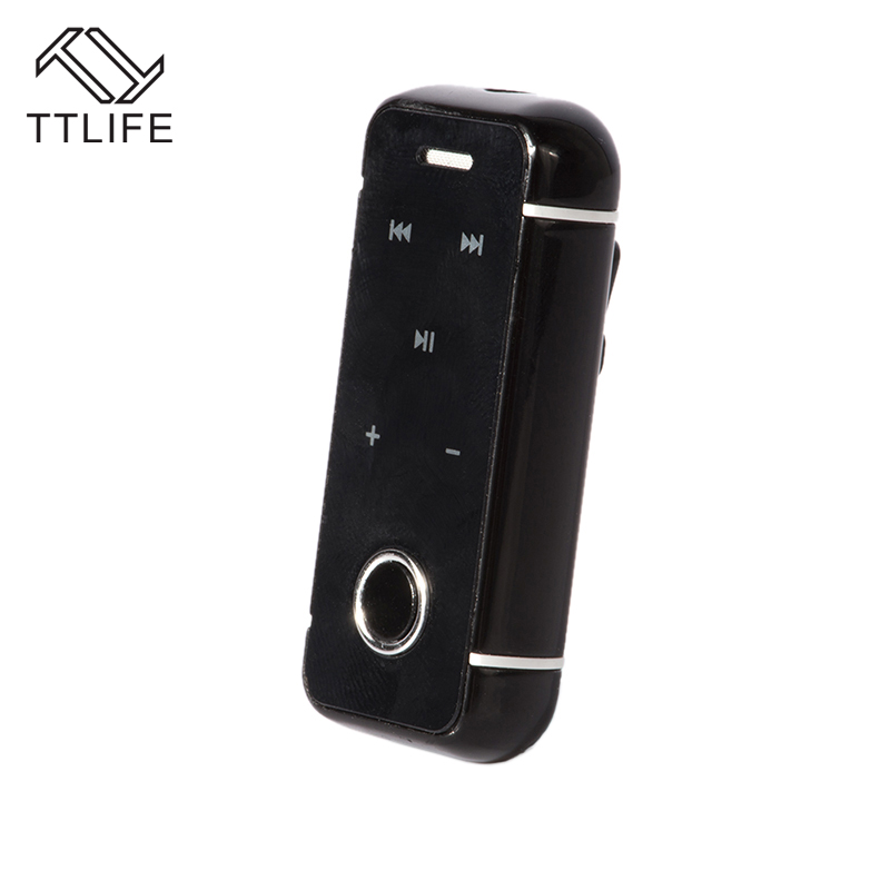 TTLIFE Fashion i6s Wireless Stereo Bluetooth 4 0 Host Bluetooth Receiver Instant Wireless Audio for Phones