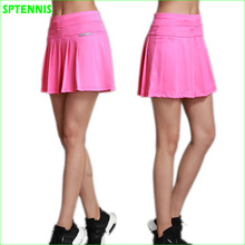 Tennis-Skirt Shorts Yoga Fitness Woman with Ball-Pocket Quick-Drying Anti-Exposure Professional