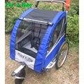 Lovebaby 20 Inch Pneumatic Wheel Baby Jogger Bike Trailer Stroller With Double Brake