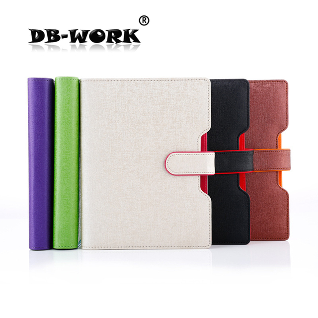 2018 a5 notebook loose diary note book business binder stationery