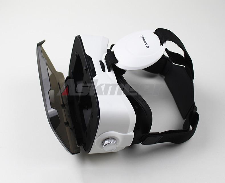 3D VR Glasses Headset    Virtual Reality Google Helmet Cardborad gafas   oculos 3d (3)