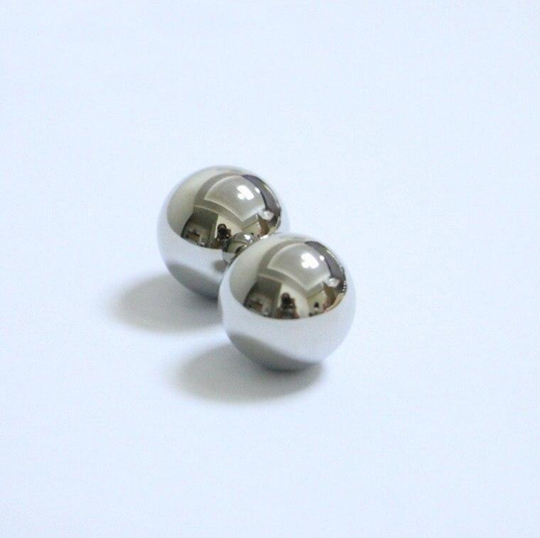 1 kg/lotto (circa 17 pcs) a sfera in acciaio di Diametro 24mm cuscinetto a sfere di acciaio di precisione G10 Dia 24 millimetri di alta1 kg/lotto (circa 17 pcs) a sfera in acciaio di Diametro 24mm cuscinetto a sfere di acciaio di precisione G10 Dia 24 millimetri di alta