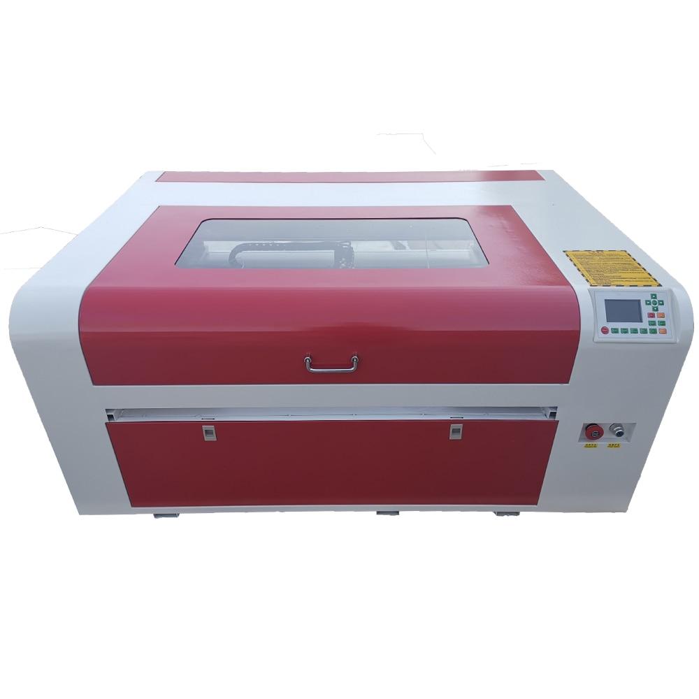 Laser Engraving Machine 100w 1080 RUIDA Control 3d Laser Inside Glass Engraving Machine