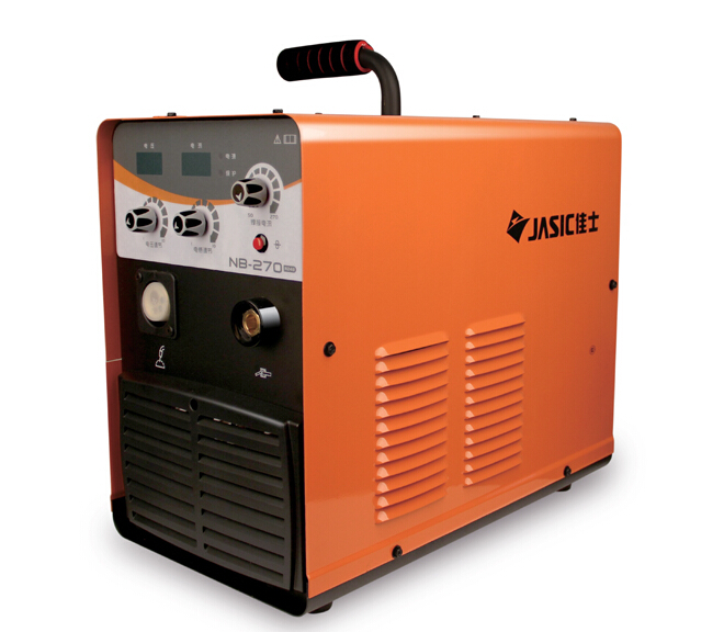 IGBT inverter welding machine NBC-270 MIG-270 inverter CO2 gas shielded welding machine 380V romanson tl 9214 mj wh