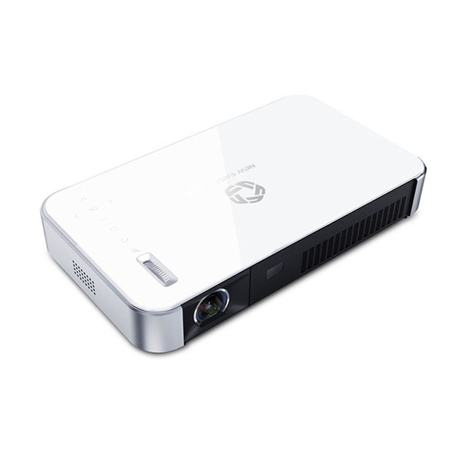 NE Z3 Prtable XGIMI Projetor Android 4.4 Ativo 3D projetor Home Theater Construído em Bateria de 1280x800 Full HD 1080 P WIFI HDMI