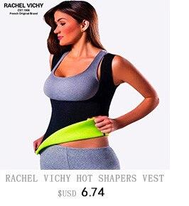 a7dc22db2b28f RACHEL VICHY Hot Neoprene Body Shapers Slimming Waist Trainer Training  Corset For Weight Loss Cinta Modeladora Fitness Pulling Underwear Shapewear  6844 Drop ...