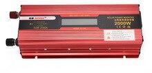 Реальная власть 950 Вт пиковая мощность 2000 Вт автомобиля Инвертор 12 В до 220 В/240 В батареи преобразователя питания зарядное устройство с USB ЖК-дисплей