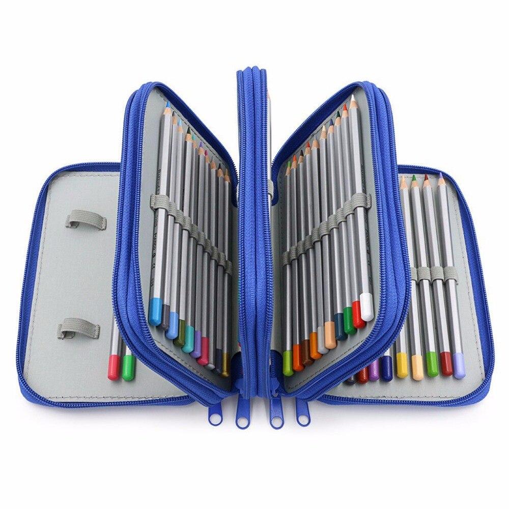 Estojos lápis pencilcase escola estuches astuccio Adapt to The Crowd : School Pencils Case