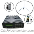 15 W PRÉMIO CZE-15B Controle PC Professional FM Transmissão rádio Transmissor 1/4 kit antena GP