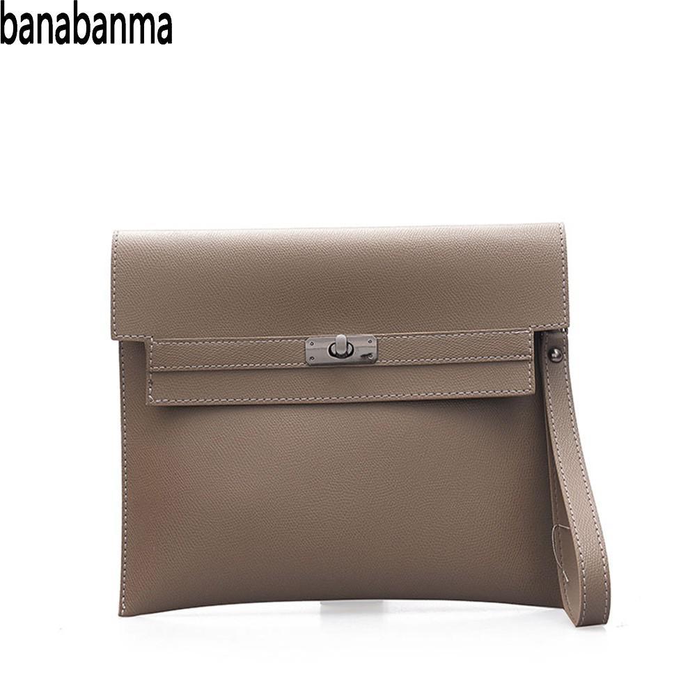 Banabanma Для женщин сумка Мода ретро папку Портфели сумка стильная мягкая кожа большой Ёмкость сумка для Для женщин bolso hombre 40