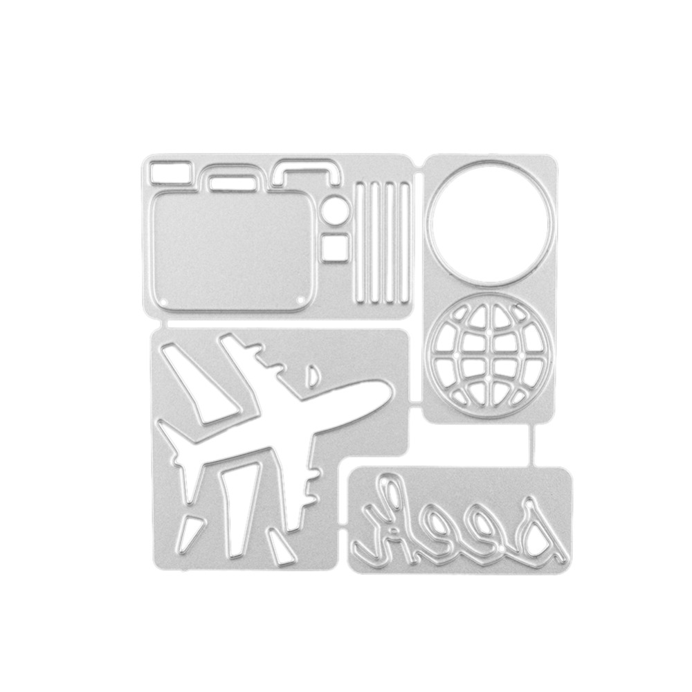 Estle customized airplane frame Die Cutting Decorative Embossing ...