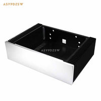 BZ4312 Aluminum enclosure Preamp chassis Power amplifier case/box size 430*120*310mm