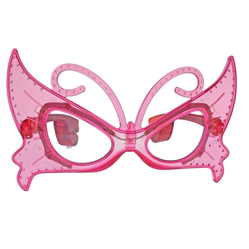 Led vestido de novia ropa 5 unids / lote láser intermitente gafas - Para fiestas y celebraciones - foto 5