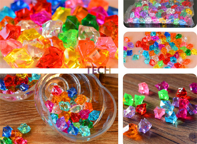 Acrylic Stones Manufacturers Mail: Aliexpress.com : Buy 20 PCS Acrylic Pretty Stone Different