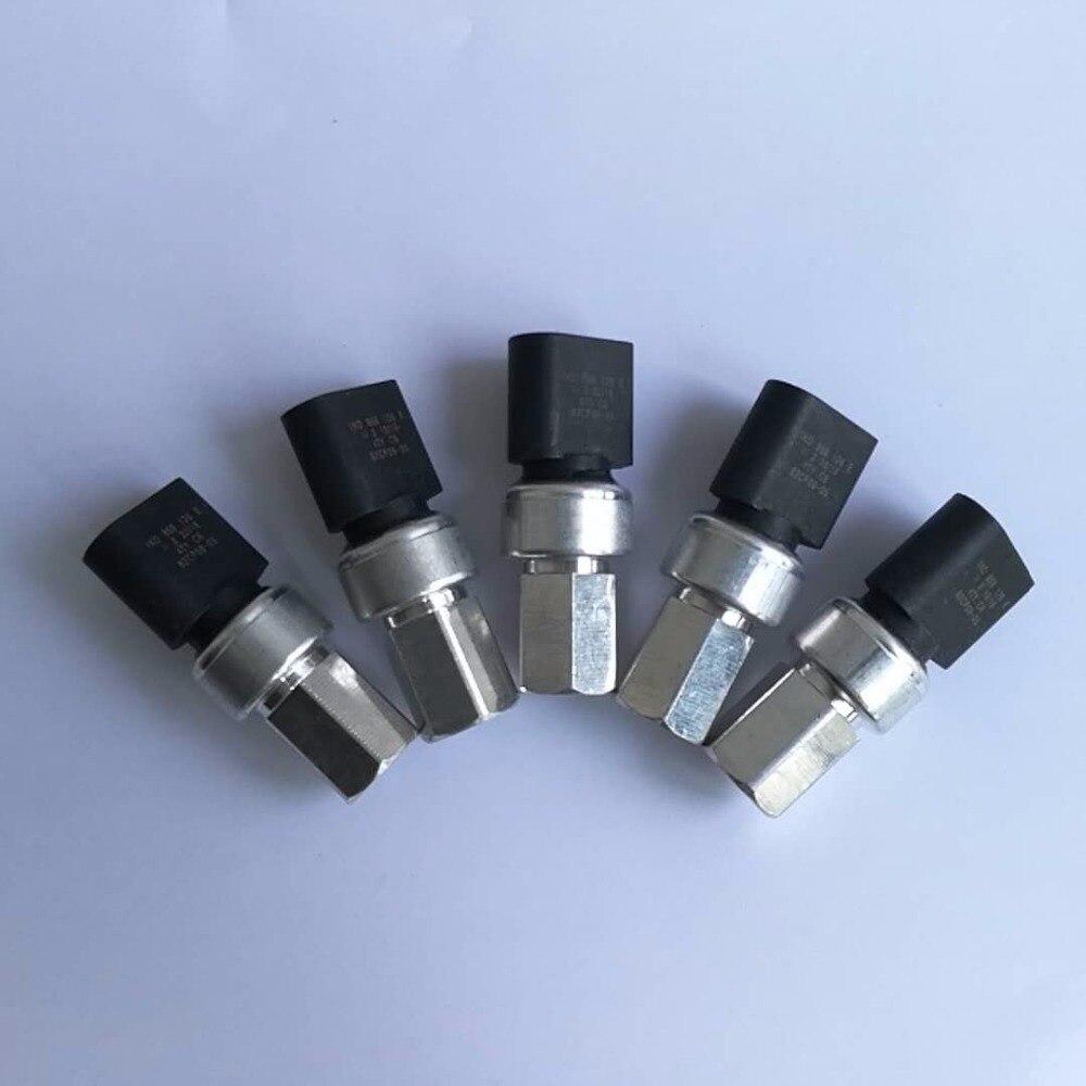 ELISHASTAR NEUE Original Air A/C Druck Sensor Schalter für Golf Jetta Passat Beetle CC 5K0 959 126D 1K0 959 126 D