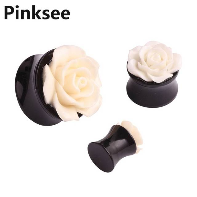 1 PC Women Flower Earrings...
