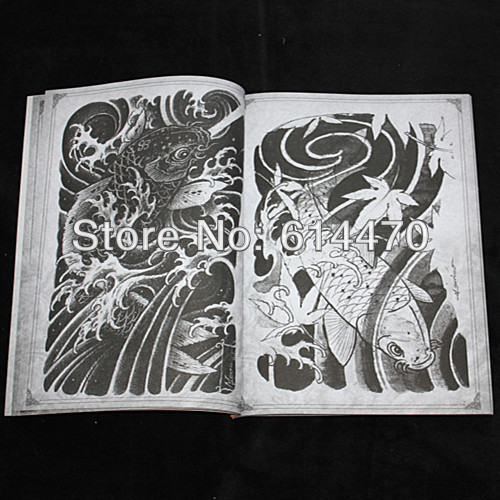 Hot Sale Tattoo Books Mauricio Teodoro Style Sketchbook ...