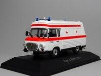 Ambulance Collection Atlas 1:43 Brakas B1000 1965 Diecast model car