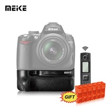 2015 New Arrival Meike MK-D5500 Pro 2.4G wireless Remote Control Battery Grip Battery Holder for Nikon D5500
