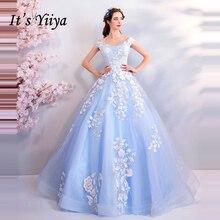 Это Yiiya элегантное торжественное платье для вечерние платья с вырезом лодочкой без рукавов с вышивкой и блестками модные дизайнерские платья LX865