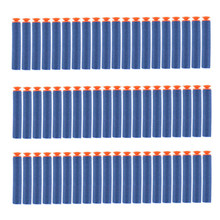 100PCS 7.2cm Refill Darts Sucker Head Toy Bullet for Nerf Series Toy Gun Rifle Blaster Dart Outdoor Fun Sports For Nerf bullets(China)