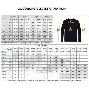 Image 5 - COODRONY Kurzarm Shirt Männer 2019 Sommer Kühl Casual Mens Shirts Streetwear Fashion Striped Camisa Masculina Plus Größe S96036