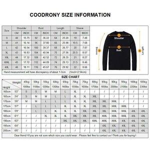 Image 5 - COODRONY kısa kollu gömlek erkekler 2019 yaz serin Casual erkek gömlek Streetwear moda çizgili Camisa Masculina artı boyutu S96036