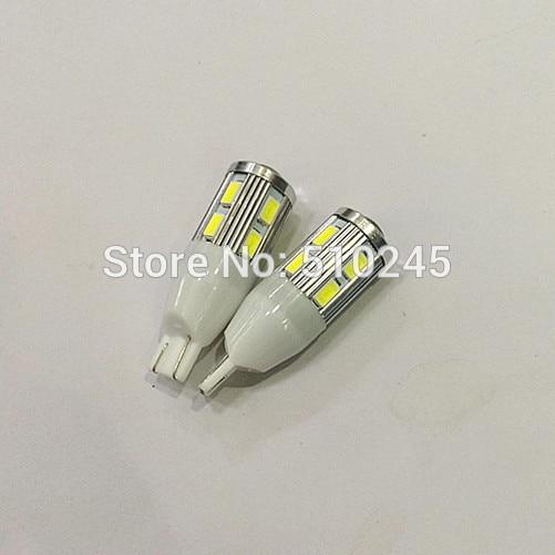 10X Car Auto LED T15 T16 12smd+1pcs 3W Wedge LED Light Bulb Lamp White