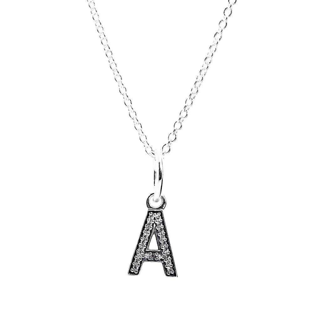 Pandora Silver Necklace 50cm: Popular Pandora Necklace-Buy Cheap Pandora Necklace Lots