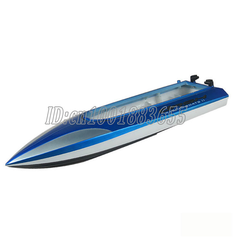 Free shipping / wholesale RC Boat Double Horse DH 7010 boat hull 1 pcs / lot 7010-08  from original factory DH7010 free shipping factory price catamaran hull jabo 5a long distance two hoppers rc bait boat for releasing hook
