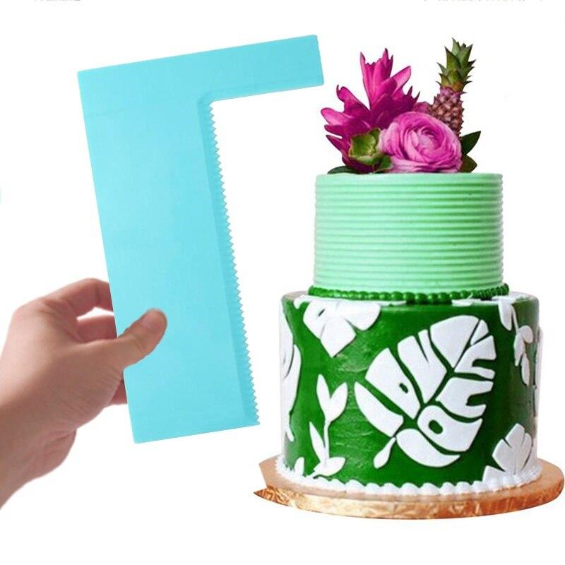 Aliexpress.com : Buy Cake Scraper Icing Fondant Cream ...