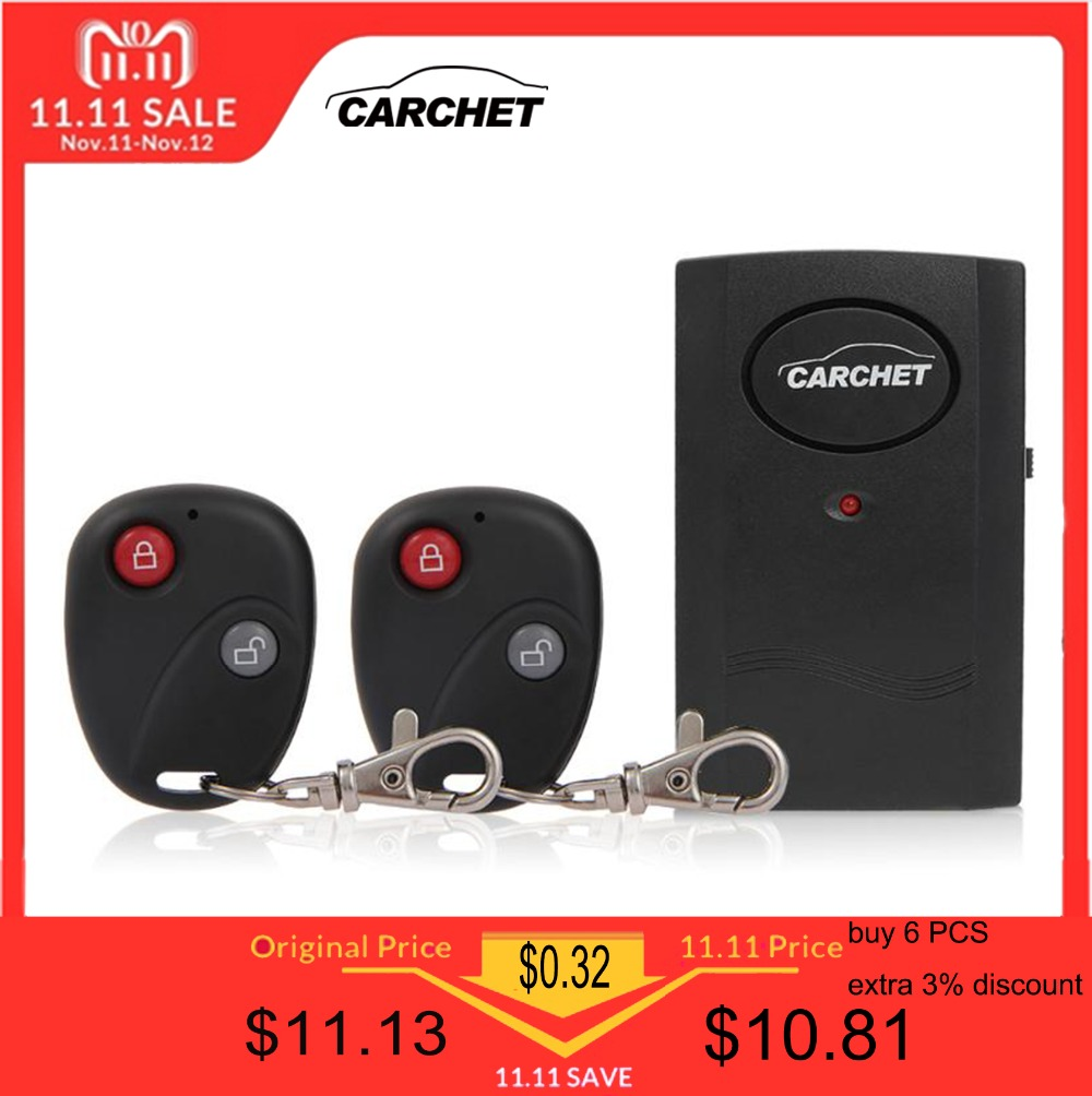 CARCHET Wireless Door Moto Anti-theft Alarm Security Alarm Sensor Detector Alarma Moto Wireless Motorcycle Alarms Remote Control carchet motorcycle anti theft security alarm system burglar alarm remote control security engine antifurto moto sirena