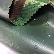 1 м* 1,5 м утолщенная и утолщенная камуфляжная водонепроницаемая ткань Оксфорд цифровая камуфляжная печать камуфляжная ткань
