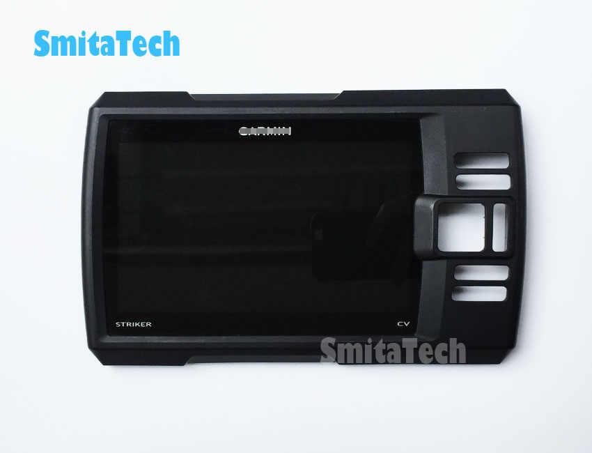 LCD display panel LCD screen with frame for Garmin Striker 7cv