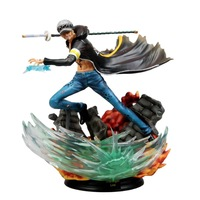 Anime One Piece GK Big p.o.p XXL Trafalgar Law PVC Model Figure Toy