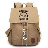 Anime Manga ONE PUNCH MAN Saitama Backpack School Bag Shoulder Bag Travel Bag package