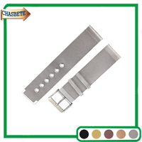 Milanese Stainless Steel Watch Band For Bell Ross Watchband 20mm 22mm Metal Strap Belt Wrist Loop