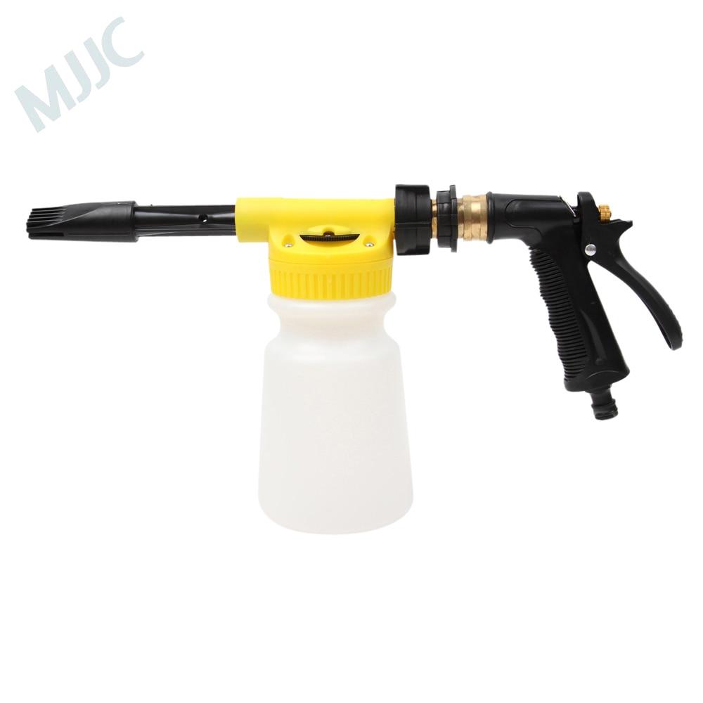 MJJC Brand with High Quality Foamaster II Foam Wash Gun  making foam with only garden hose  no need of power or gas mjjc mjjc foam   - title=