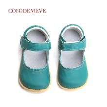 COPODENIEVE/; Винтажная обувь на плоской подошве для маленьких девочек; обувь Mary Jane из натуральной кожи для маленьких детей; цвет розовый, белый, черный; модельные туфли